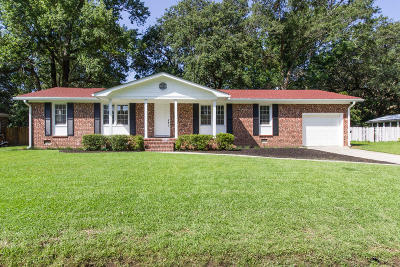 Single Family Home Contingent: 2633 Elissa Drive