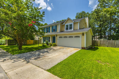 Goose Creek Single Family Home For Sale: 103 Long Bay Court