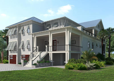 Isle Of Palms Single Family Home For Sale: 2800 Palm Boulevard