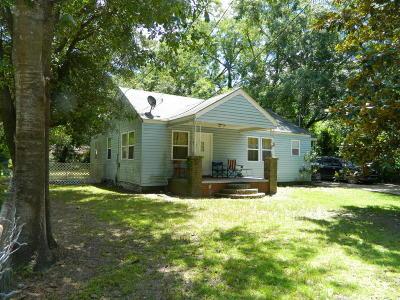 Single Family Home For Sale: 5730 Corner Avenue