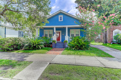 Single Family Home Contingent: 814 Rutledge Avenue
