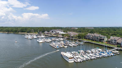 Charleston County Boat Slip For Sale: 1880 Andell Bluff Boulevard #Slip D 1