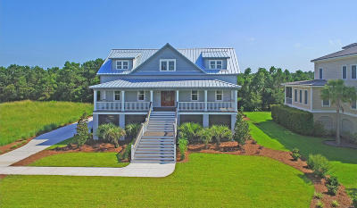 Johns Island Single Family Home For Sale: 2415 Rushland Landing Road