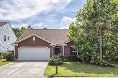 Single Family Home Contingent: 261 Nelliefield Creek Drive