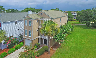 Isle Of Palms Single Family Home For Sale: 13 Morgans Cove Court