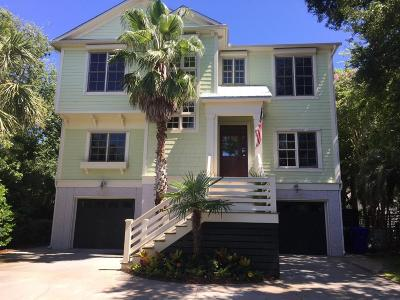 Isle Of Palms Single Family Home For Sale: 2204 Cameron Boulevard