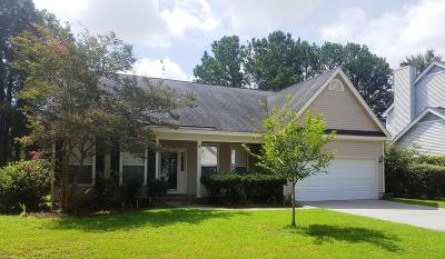 Mount Pleasant Single Family Home Contingent: 1839 Falling Creek Circle