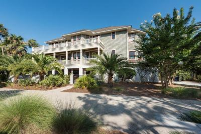 Seabrook Island Single Family Home For Sale: 2704 Jenkins Point Road