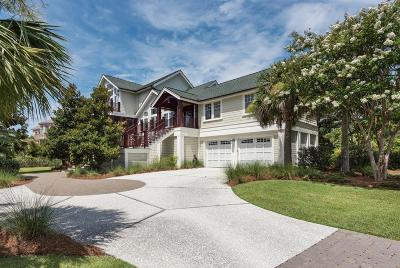 Seabrook Island Single Family Home For Sale: 3609 Beachcomber Run