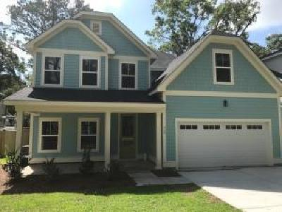 Charleston SC Single Family Home For Sale: $499,900
