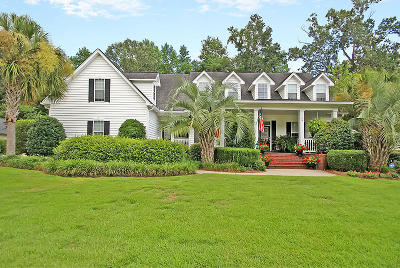 Summerville Single Family Home For Sale: 108 Duck Blind Ct