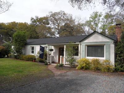 Mount Pleasant Single Family Home Contingent: 1424 Pocahontas Street