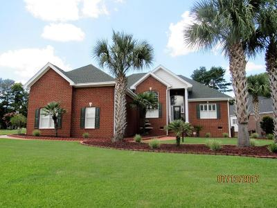 Goose Creek Single Family Home Contingent: 122 Bromwich Drive