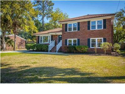 Charleston Single Family Home For Sale: 1841 Alice Drive
