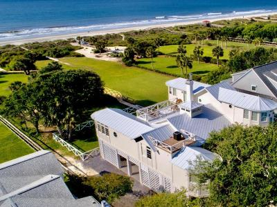 Isle Of Palms SC Single Family Home For Sale: $5,795,000