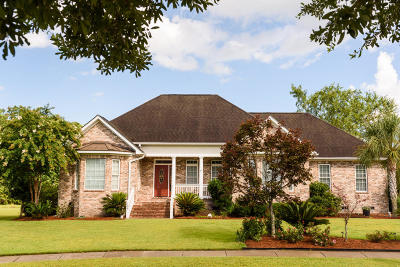 Goose Creek Single Family Home Contingent: 106 Clearview Circle