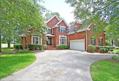 North Charleston Single Family Home Contingent: 8725 E Fairway Woods Circle