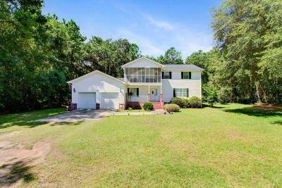 Single Family Home Contingent: 451 Joyner Lane B