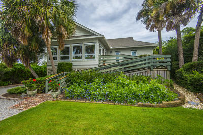 Folly Beach Single Family Home Contingent: 1692 E Ashley Ave