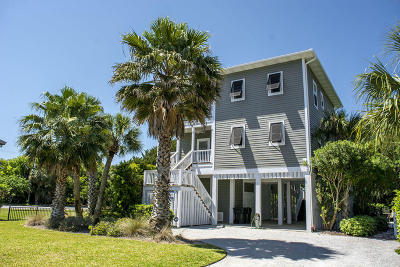 Edisto Island Single Family Home For Sale: 2704 Laroche Street
