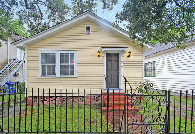 Single Family Home For Sale: 320 Ashley Avenue