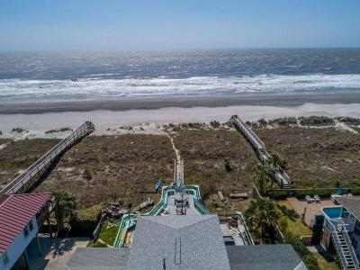 Folly Beach Single Family Home For Sale: 605 E Arctic Avenue