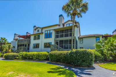 Isle Of Palms Attached For Sale: 404 Yacht Harbor Court