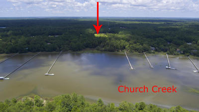 Charleston County Residential Lots & Land For Sale: 1606 Church Place