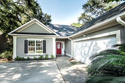 Mount Pleasant Single Family Home For Sale: 260 Alexandra Drive