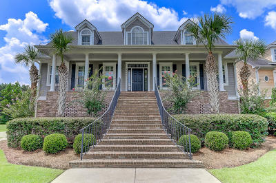 North Charleston Single Family Home Contingent: 4377 Stoney Poynt Court