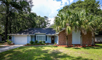 Charleston SC Single Family Home Contingent: $286,900