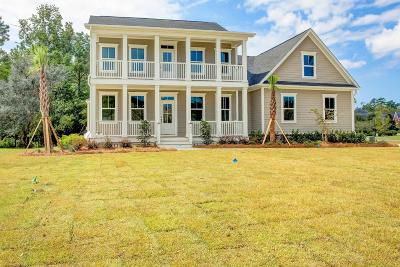North Charleston, West Ashley Single Family Home For Sale: 4200 Magnolia Court