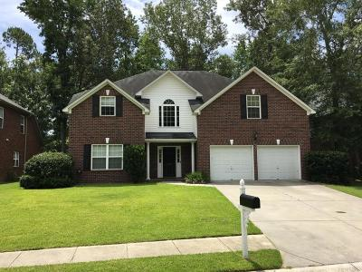 Goose Creek Single Family Home For Sale: 131 Dasharon Lane