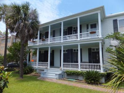 Single Family Home For Sale: 60 Rutledge Avenue #A