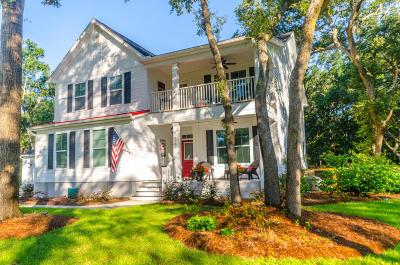 Johns Island Single Family Home For Sale: 3180 Fosters Glenn Drive