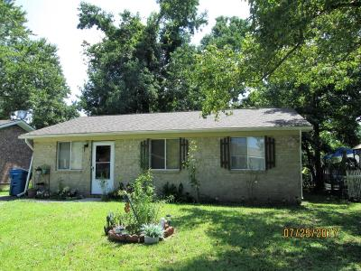 Goose Creek Single Family Home Contingent: 42 Elmwood Place