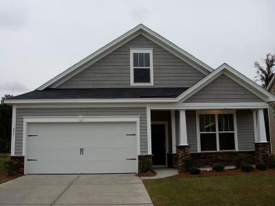 Johns Island Single Family Home For Sale: 3033 Grand Bay Lane