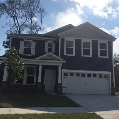 Johns Island Single Family Home For Sale: 3037 Grand Bay Lane