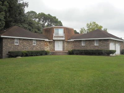Single Family Home For Sale: 1710 Folly Road
