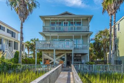 Edisto Island Single Family Home For Sale: 3744 Docksite Road