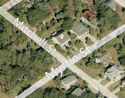 Edisto Island Single Family Home Contingent: 1807 Myrtle Street