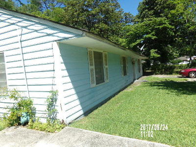 North Charleston Single Family Home Contingent: 4103 Blanton Street