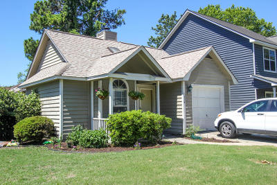 Mount Pleasant Single Family Home Contingent: 1320 Llewellyn Road