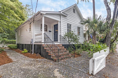 Charleston SC Single Family Home Contingent: $479,000