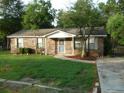 Goose Creek Single Family Home Contingent: 101 Keenan Avenue