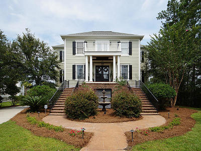Single Family Home For Sale: 2204 Beckenham Drive