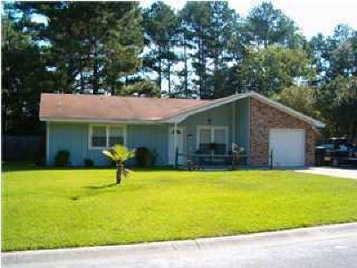 Summerville Single Family Home Contingent: 111 Ford Court