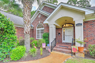North Charleston Single Family Home Contingent: 1352 Iroquois Street