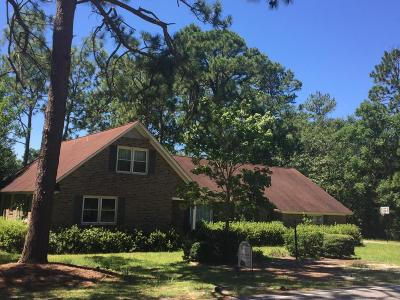 Walterboro Single Family Home For Sale: 311 Wade Hampton Avenue
