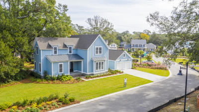 Charleston Single Family Home For Sale: 624 Bootlegger Lane